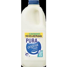 Photo of Pura Milk 2 Litre