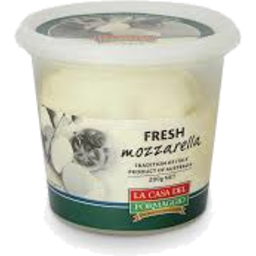 Photo of La Casa Fresh Mozzarella 200gm