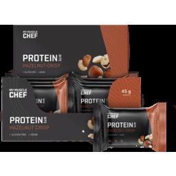 Photo of My Muscle Chef  Protein Bite Hazelnut Crisp 40gm