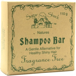 Photo of Shampoo Bar - F/Free 110g