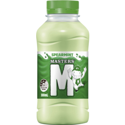 Photo of Masters Spearmint 300ml Bottle