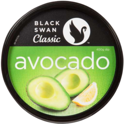Photo of Black Swan Avocado Dip 200g