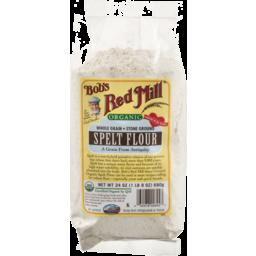 Photo of Bob's Red Mill Spelt Flour (680g)