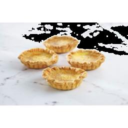 Photo of Luxe Custard Tarts (4 pack)