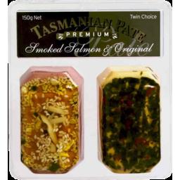Photo of Tasmanian Pate 150g Smoked Salmon & Original