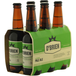 Photo of Obriens Gluten Free Pale Ale Bottles