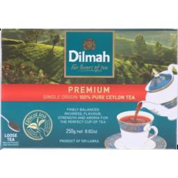 Photo of Dilmah Black Leaf Tea Premium 250g
