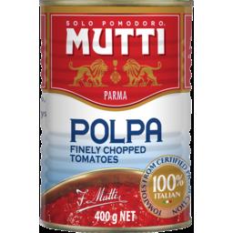 Photo of Mutti Polpa Finely Chopped Tomatoes 400g