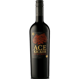 Photo of Ace Kicker Red Blend 750ml