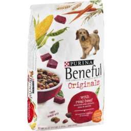 Photo of Purina Beneful Originals With Real Beef Dog Food