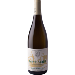 Photo of Gerard Duplessis Petit Chablis