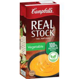 Photo of Campbell's Real Stock Vegetable 1lt