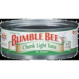 Photo of Bumble Bee Chunky Light Tuna In Water