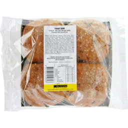 Photo of Drakes Sugar Buns 4 Pack 460g