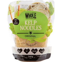 Photo of The Whole Foodies Noodles - Kelp
