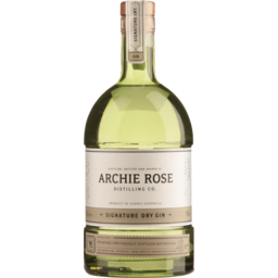 Photo of Archie Rose Signature Dry Gin