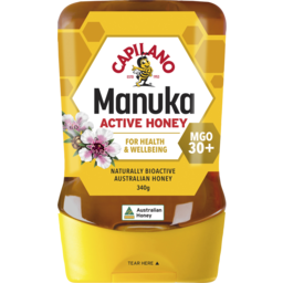 Photo of Capilano Manuka Active Honey Mgo30+ 340g