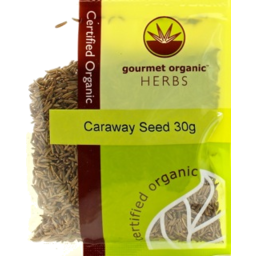 Photo of Gourmet Organic Herbs - Caraway Seed - 30g