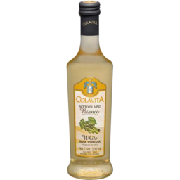 Photo of Colavita White Wine Vinegar 500ml