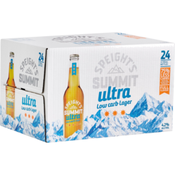 Photo of Speight's Summit Ultra Low Carb Lager