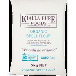 Photo of Kialla Flour - Spelt (White)