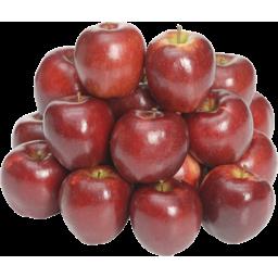 Photo of Apples Mahana/Mariri Red