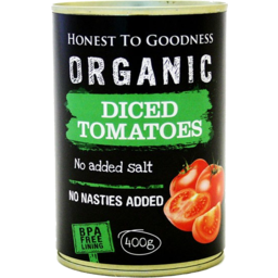 Photo of Tomatoes - Diced 400g
