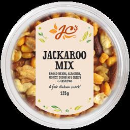 Photo of JC's Jackaroo Mix 125gm