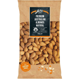 Photo of Jc'S Almonds Premium South Australian 500gm