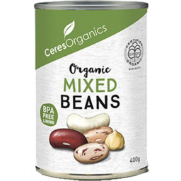 Photo of Ceres Organics Mixed Beans