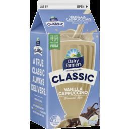 Photo of Dairy Farmers Df Classic Vanilla Cappuccino Flavoured Milk 600ml Carton Sa
