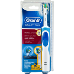 Photo of Oral-B Vitality Floss Action Electric Toothbrush