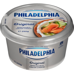 Photo of Kraft Philadelphia Regular Cream Cheese Tub 250g