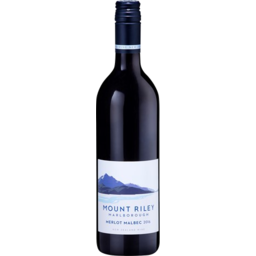 Photo of Mount Riley Merlot 750ml