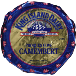 Photo of King Island Camembert Cheese 200g