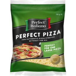 Photo of Perfect Italiano Perfect Pizza Grated Cheese 150g