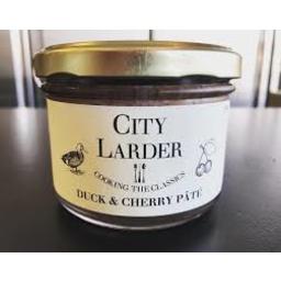 Photo of City Larder Duck & Cherry Pate 150g