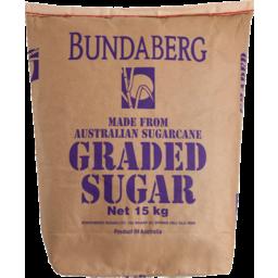 Photo of Bundaberg Wht Sugar 15kg