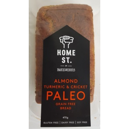 Photo of Home St Paleo Bread 470G