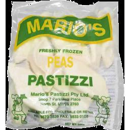 Photo of Marios Pastizzi Peas 500gm