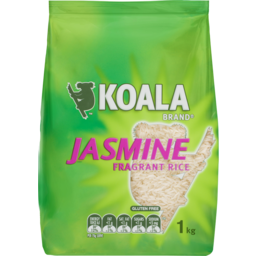 Photo of Koala Brand Original Jasmine Fragrant Rice 1kg