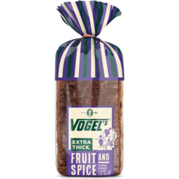 Photo of Vogels Bread Fruit & Spice 720g