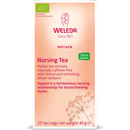 Photo of Weleda - Nursing Tea Bags - 20 Tea Bags
