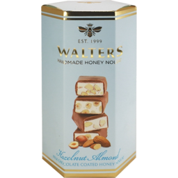 Photo of Walters Nougat Hznt Almond 140g