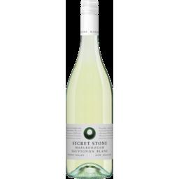 Photo of Secret Stone Marlborough Sauvignon Blanc Wine 2017ml