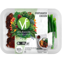 Photo of Youfoodz Portuguese Chicken 290g