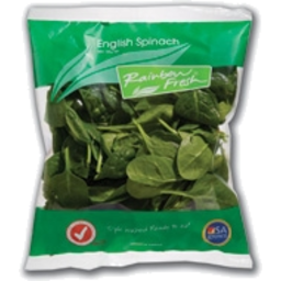 Photo of Rainbow Fresh Baby Spinach 100g