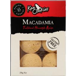 Photo of Kea Gluten Free Cookies Macadamia 250g