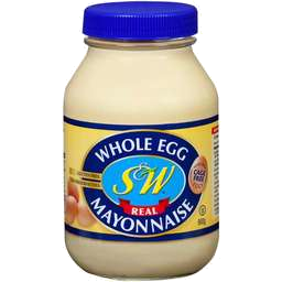 Photo of S&W Mayonnaise Whole Egg 880gm