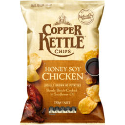 Photo of Copper Kettle Honey Soy Chicken 150g